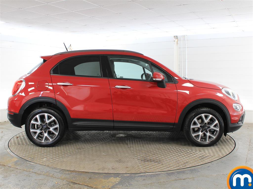 Fiat 500X Cross Manual Diesel Hatchback - Stock Number (1002863) - Drivers side