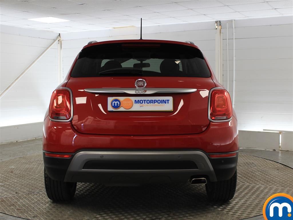 Fiat 500X Cross Manual Diesel Hatchback - Stock Number (1002863) - Rear bumper