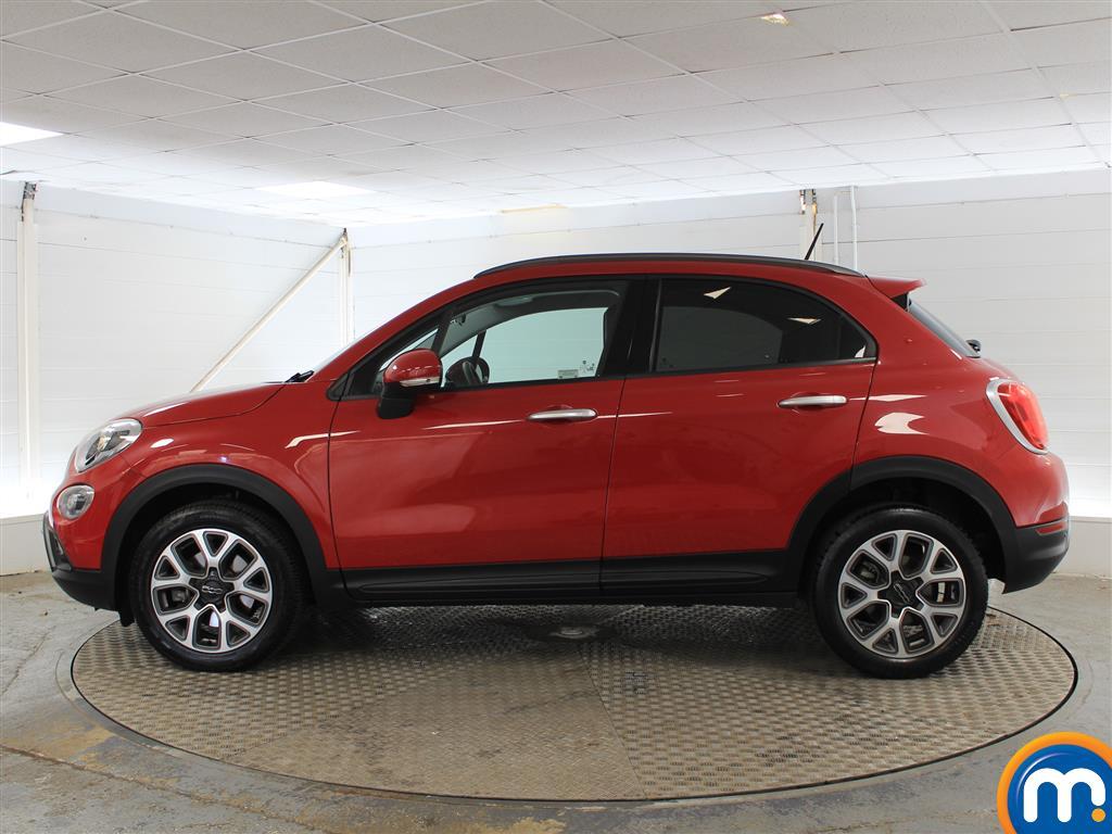 Fiat 500X Cross Manual Diesel Hatchback - Stock Number (1002863) - Passenger side