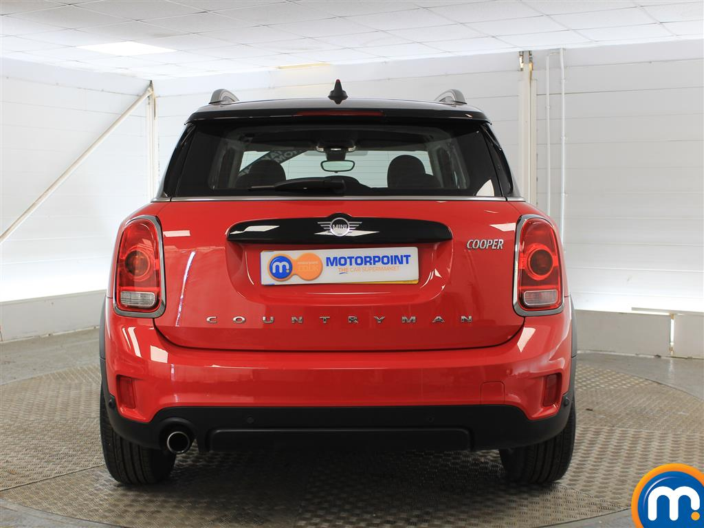 Mini Countryman Cooper Manual Petrol Hatchback - Stock Number (1005110) - Rear bumper