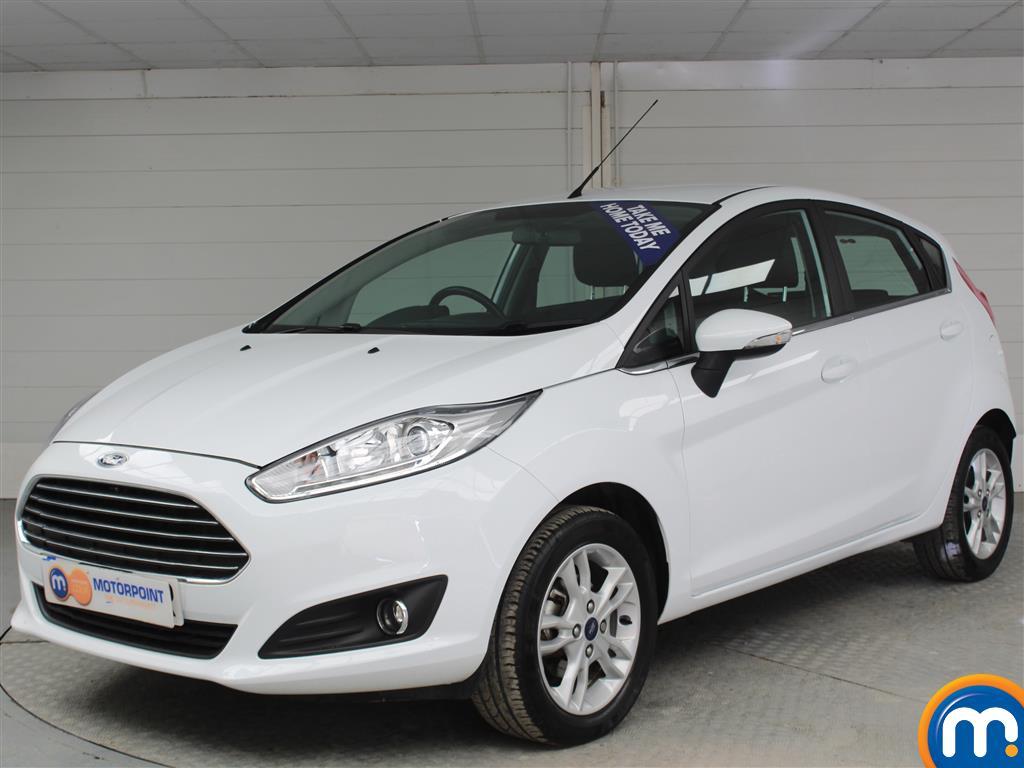 Ford Fiesta Zetec - Stock Number (969135) - Passenger side front corner