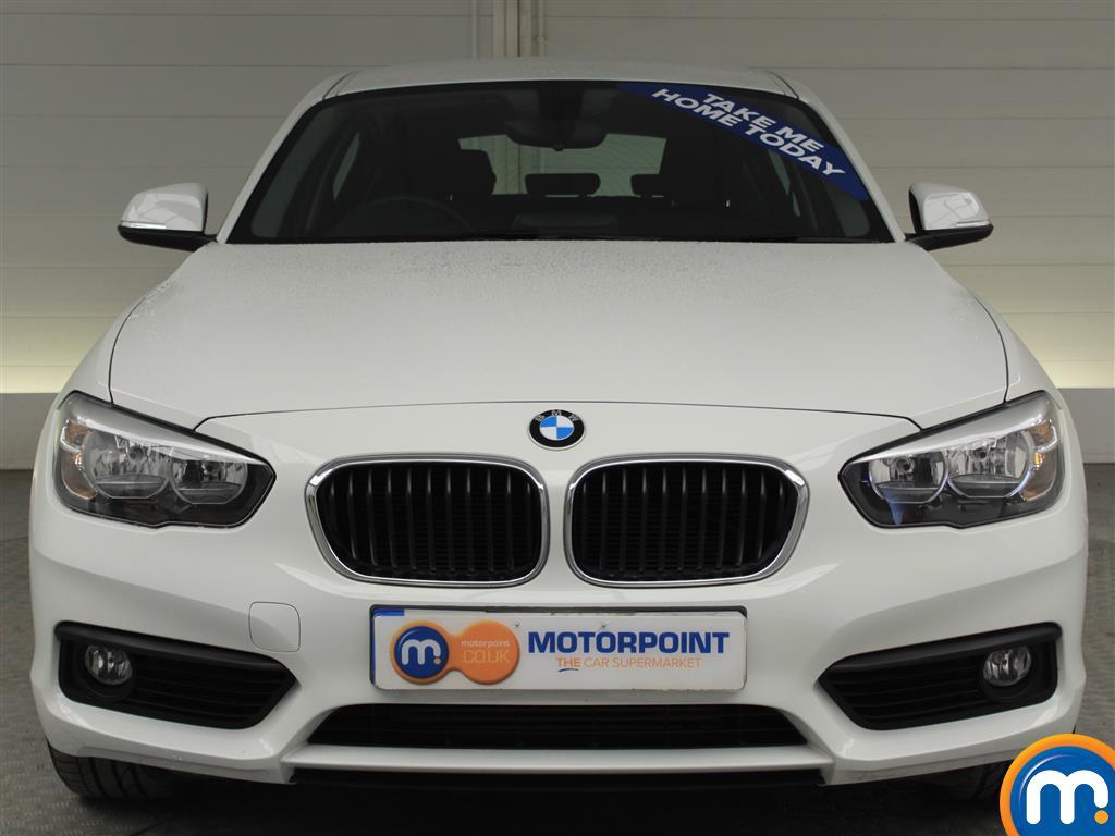 BMW 1 Series SE Manual Diesel Hatchback - Stock Number (994850) - Front bumper