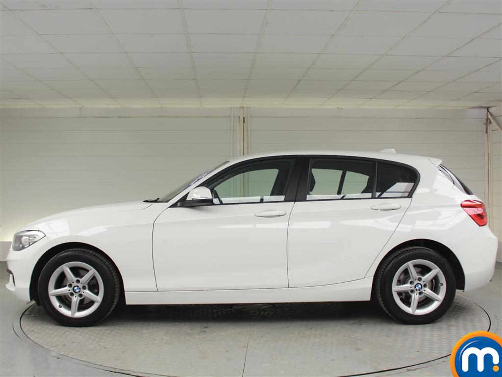 BMW 1 Series SE Manual Diesel Hatchback - Stock Number (994850) - Passenger side