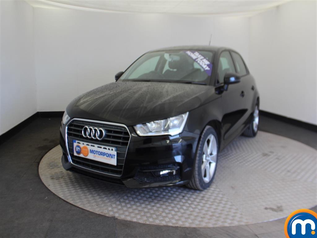 Audi A1 Sport Nav - Stock Number (996117) - Passenger side front corner