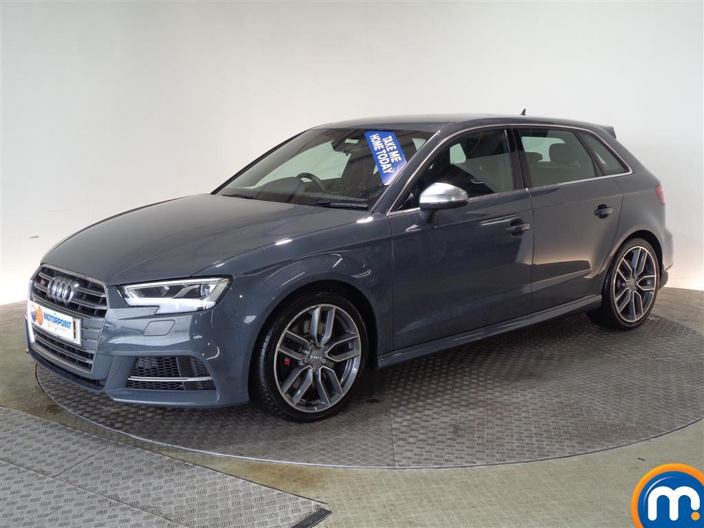 Audi A3 S3 - Stock Number (1004523) - Passenger side front corner