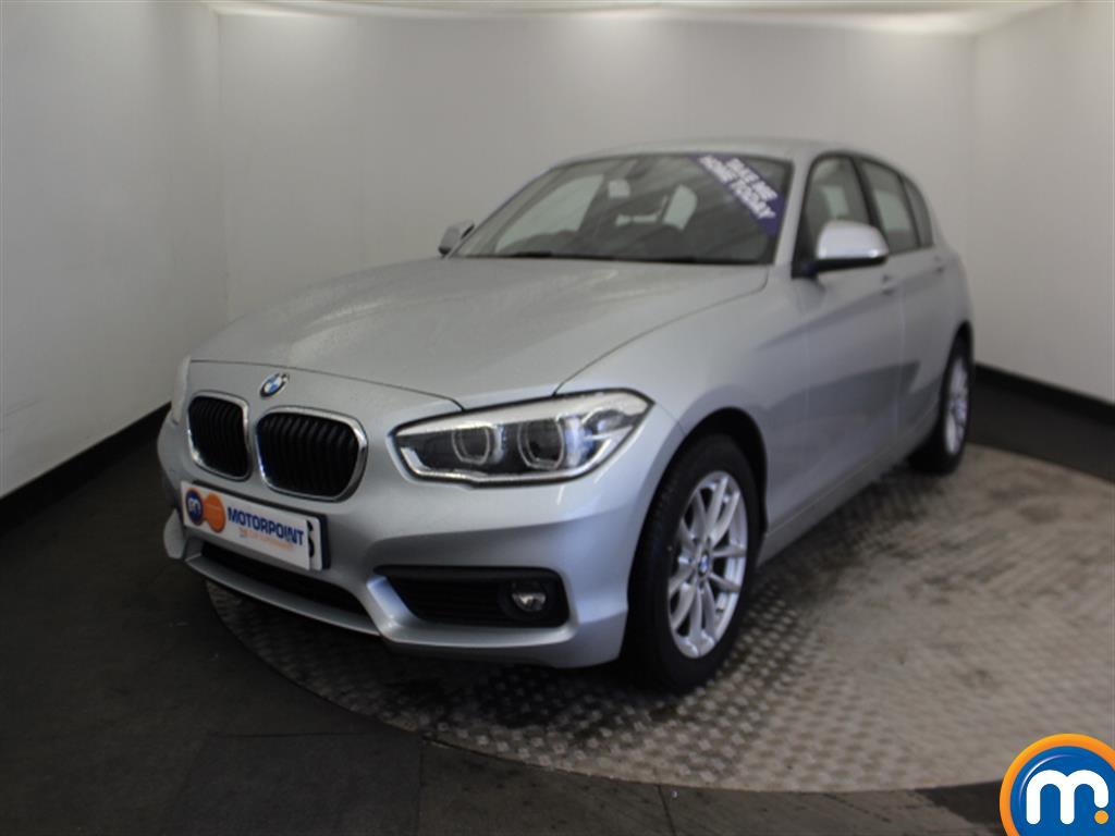 BMW 1 Series SE Business - Stock Number (1006640) - Passenger side front corner