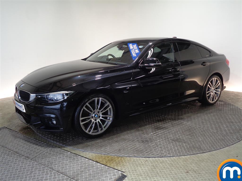 BMW 4 Series M Sport - Stock Number (1004458) - Passenger side front corner
