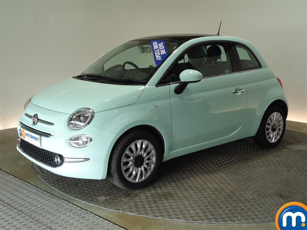 Fiat 500 Lounge - Stock Number (999159) - Passenger side front corner