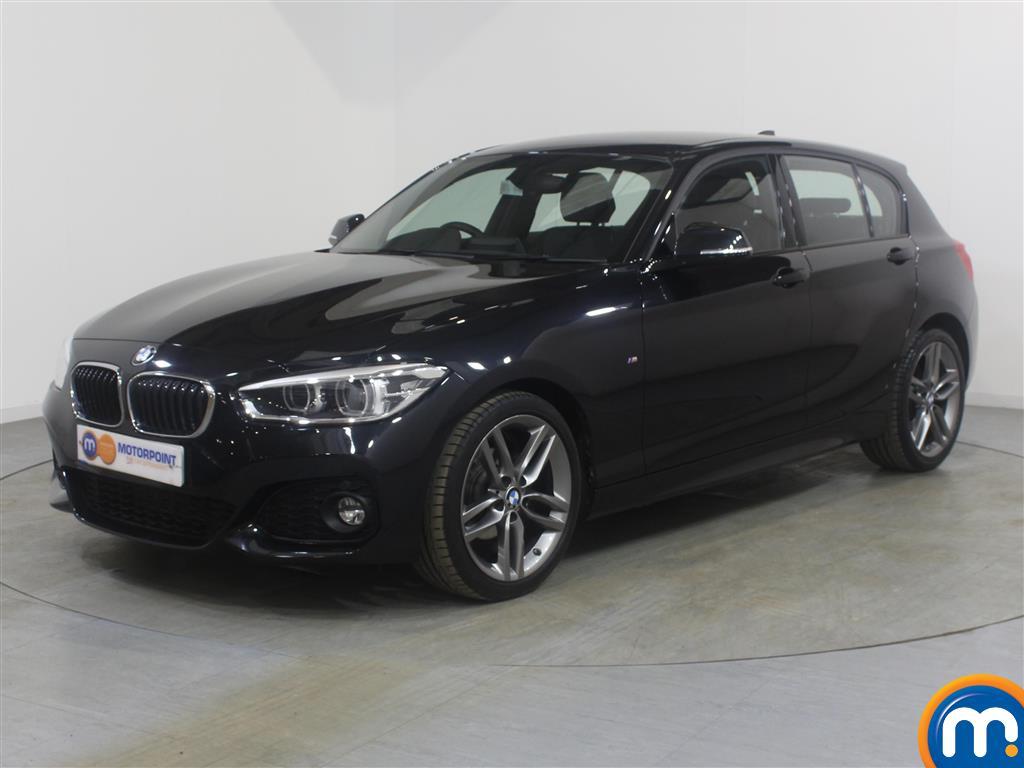 BMW 1 Series M Sport - Stock Number (1001677) - Passenger side front corner