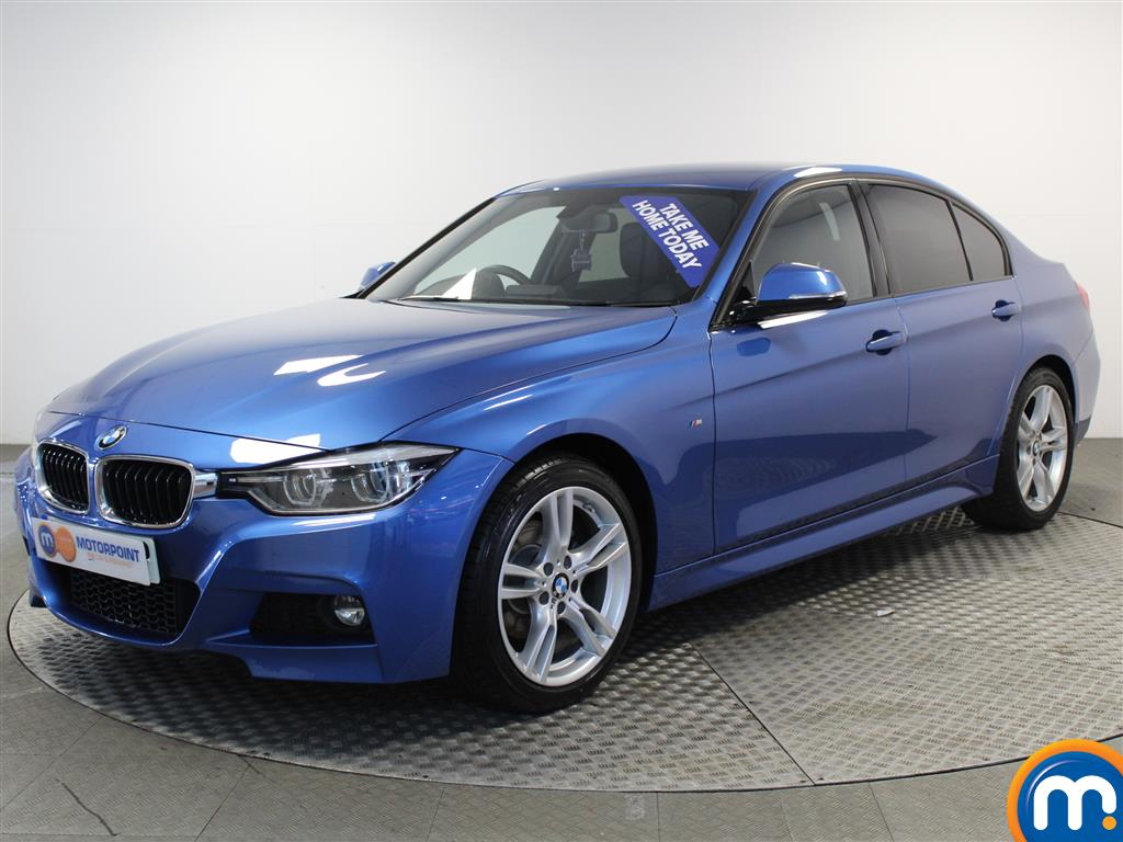 BMW 3 Series M Sport - Stock Number (1002290) - Passenger side front corner