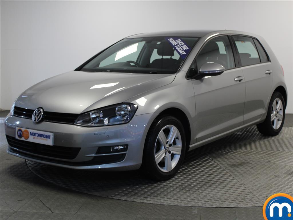 Volkswagen Golf Match Edition - Stock Number (1000864) - Passenger side front corner