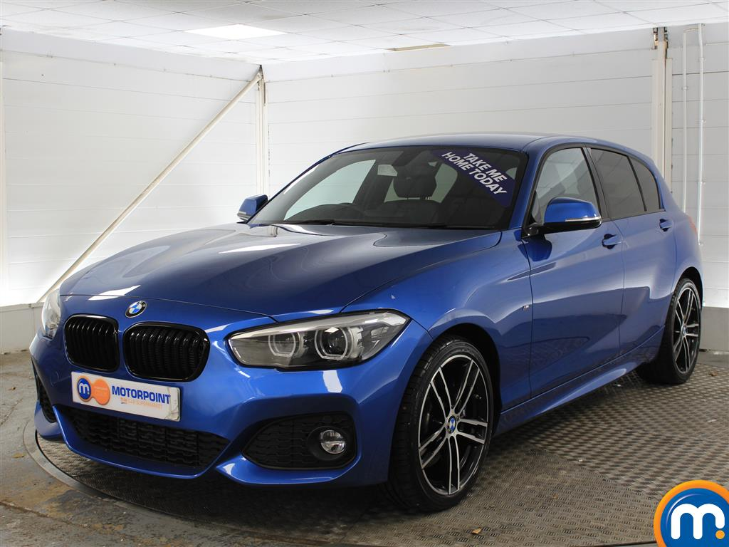 BMW 1 Series M Sport Shadow Edition - Stock Number (1000668) - Passenger side front corner