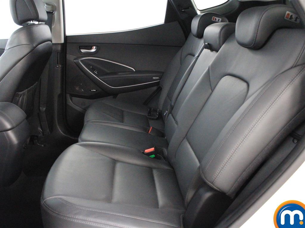 Hyundai Santa Fe Premium Manual Diesel 4X4 - Stock Number (1007121) - 2nd supplementary image