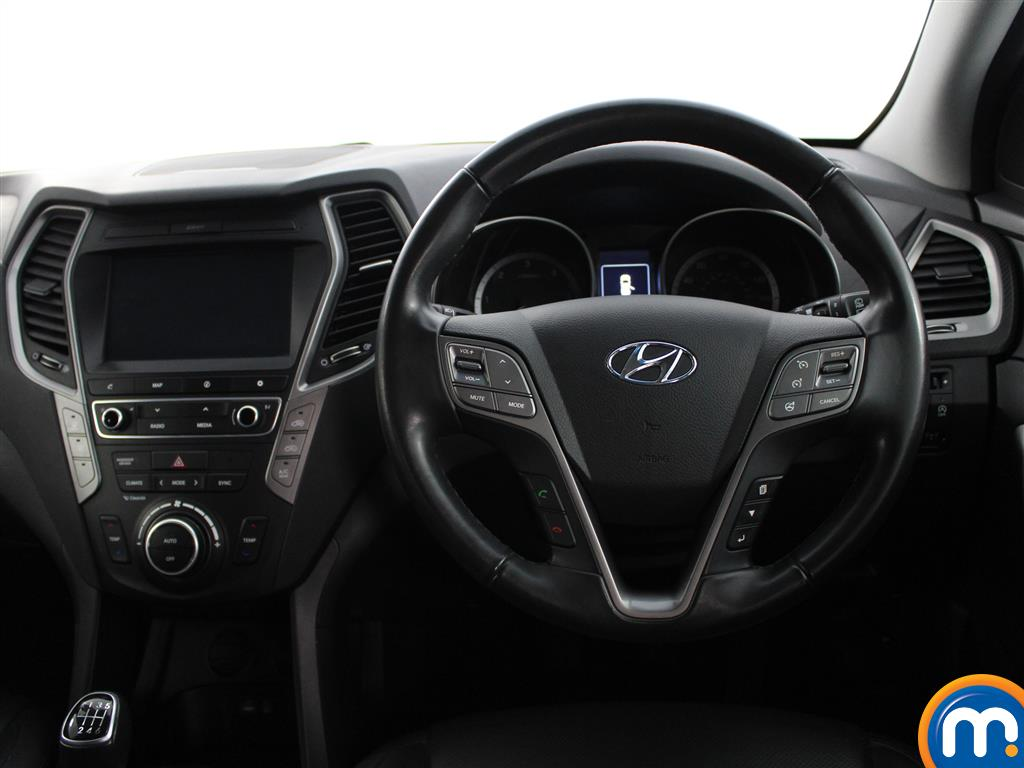 Hyundai Santa Fe Premium Manual Diesel 4X4 - Stock Number (1007121) - 3rd supplementary image