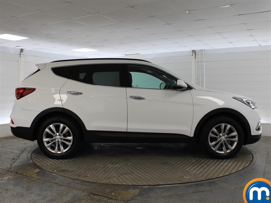 Hyundai Santa Fe Premium Manual Diesel 4X4 - Stock Number (1007121) - Drivers side