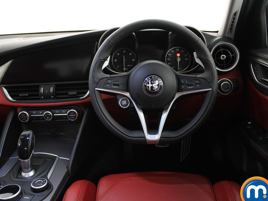 Alfa Romeo Giulia Speciale Automatic Diesel Saloon - Stock Number (999187) - 3rd supplementary image