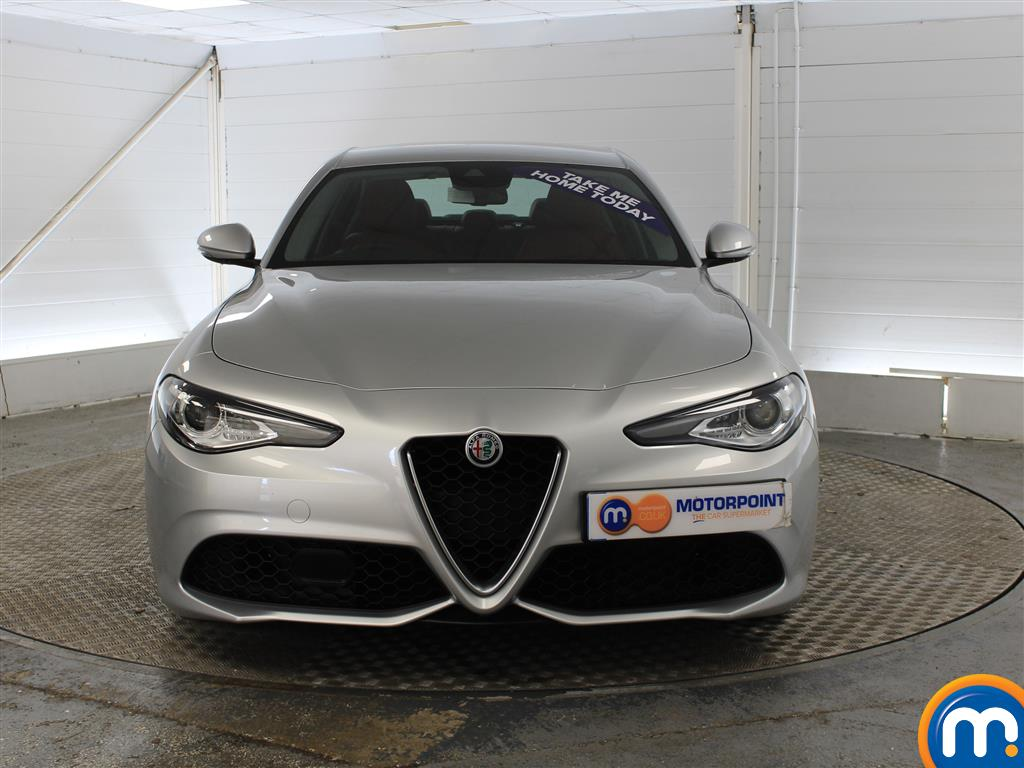 Alfa Romeo Giulia Speciale Automatic Diesel Saloon - Stock Number (999187) - Front bumper