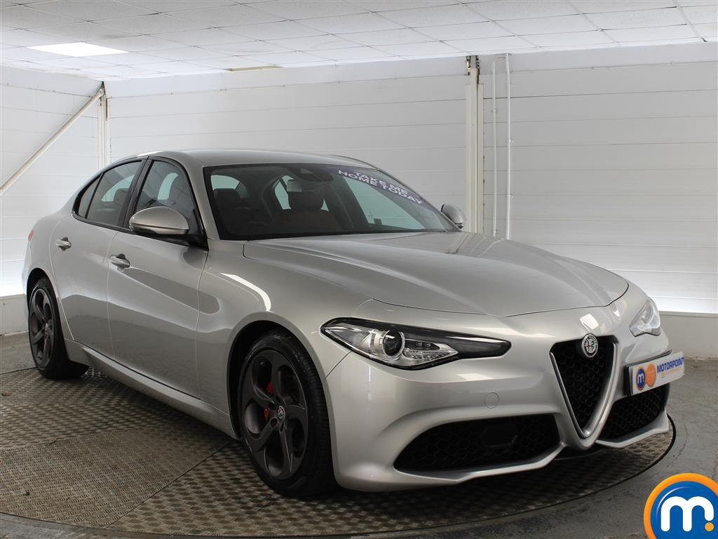 Alfa Romeo Giulia Speciale Automatic Diesel Saloon - Stock Number (999187) - Drivers side front corner