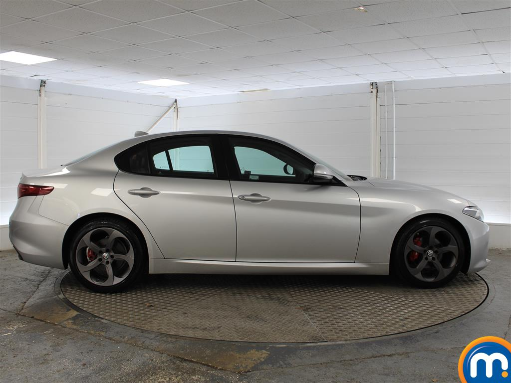 Alfa Romeo Giulia Speciale Automatic Diesel Saloon - Stock Number (999187) - Drivers side