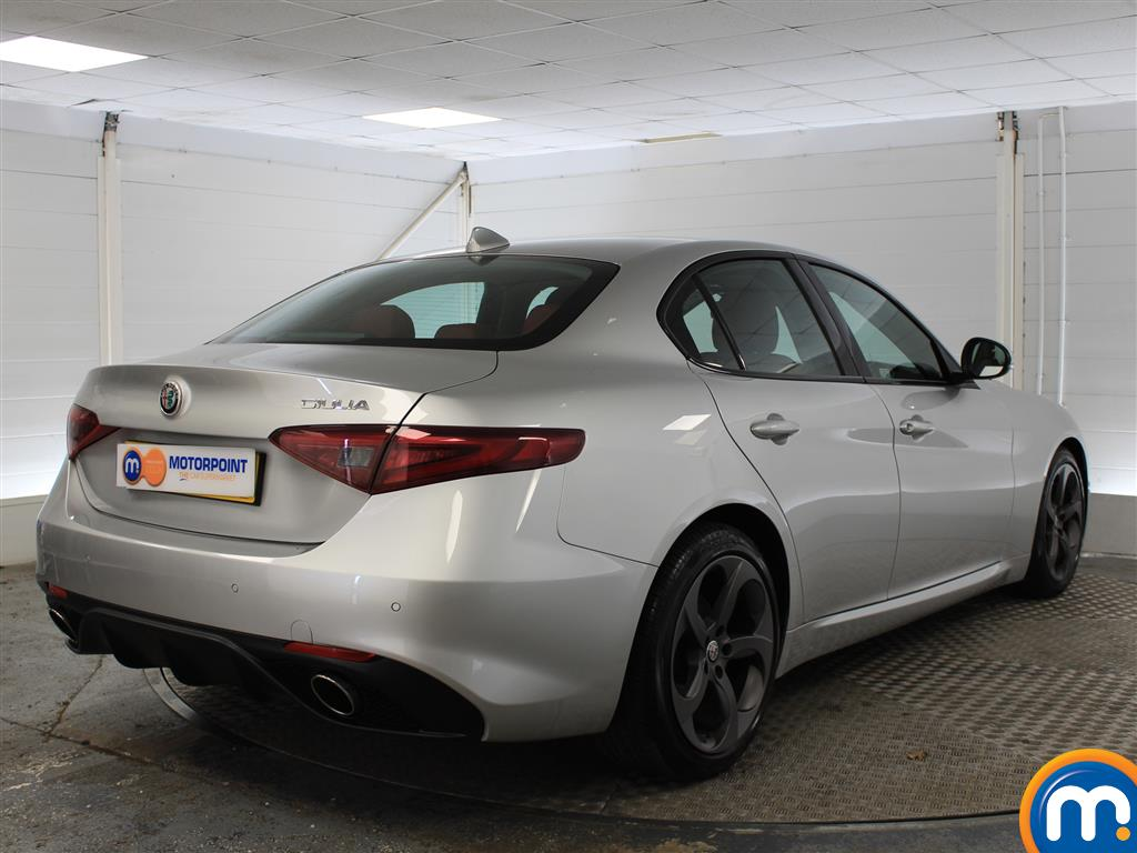 Alfa Romeo Giulia Speciale Automatic Diesel Saloon - Stock Number (999187) - Drivers side rear corner