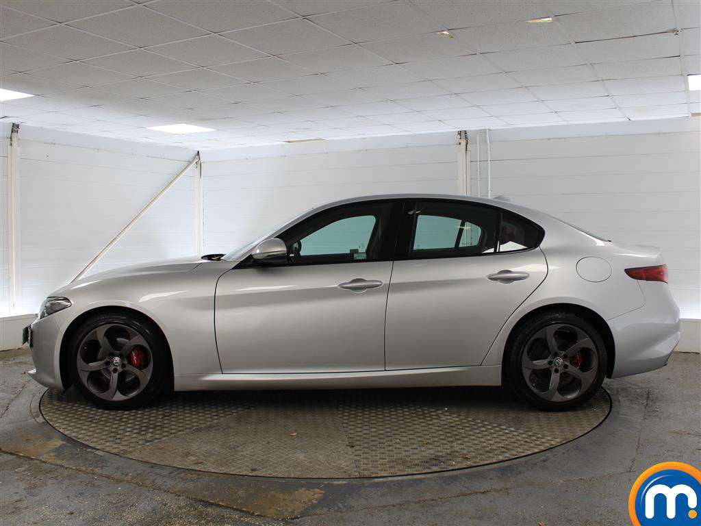 Alfa Romeo Giulia Speciale Automatic Diesel Saloon - Stock Number (999187) - Passenger side