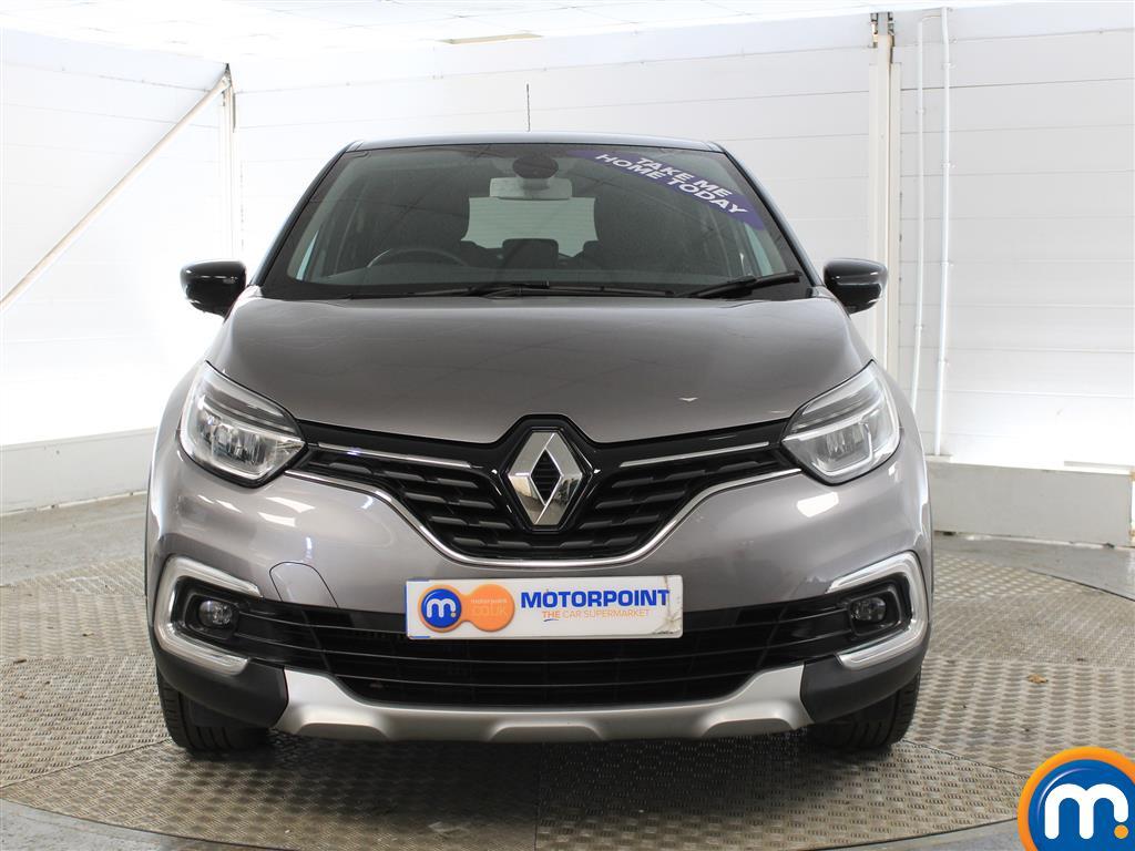 Renault Captur Dynamique S Nav Manual Petrol Hatchback - Stock Number (996313) - Front bumper