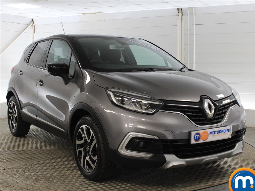 Renault Captur Dynamique S Nav Manual Petrol Hatchback - Stock Number (996313) - Drivers side front corner