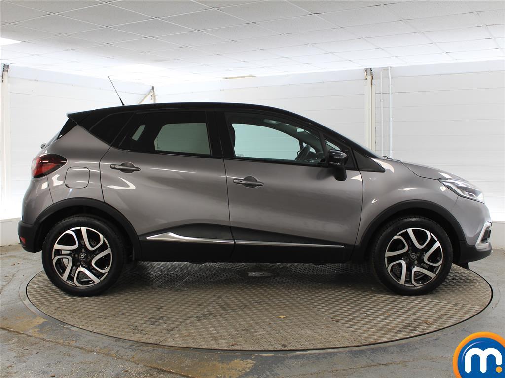 Renault Captur Dynamique S Nav Manual Petrol Hatchback - Stock Number (996313) - Drivers side