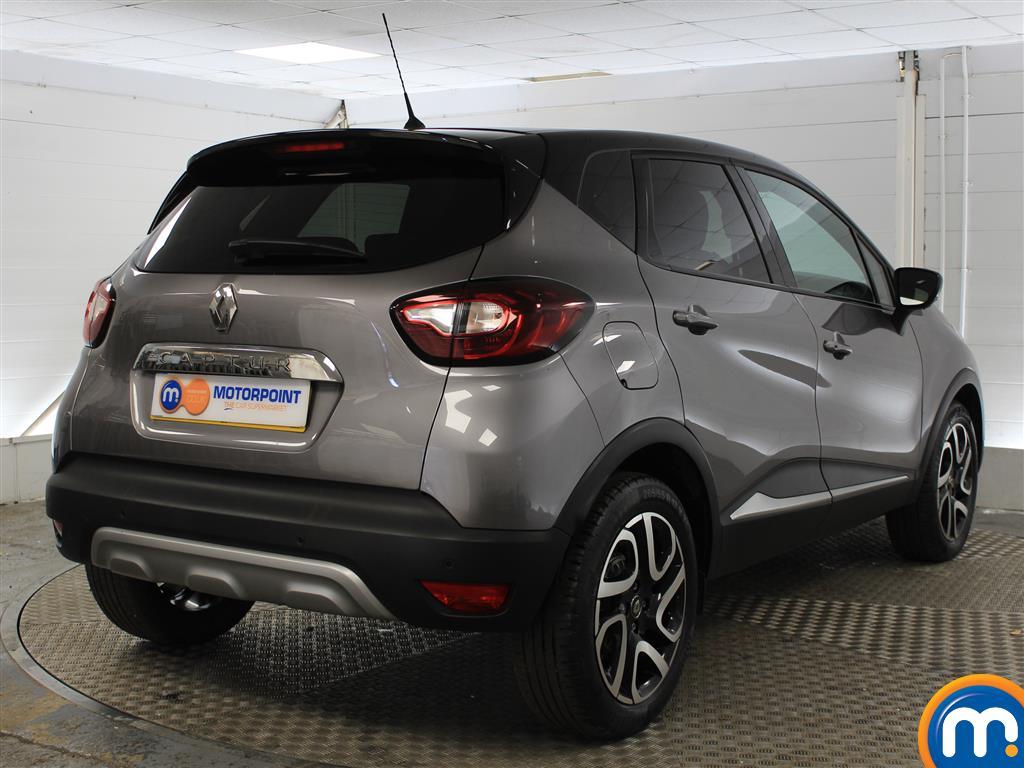 Renault Captur Dynamique S Nav Manual Petrol Hatchback - Stock Number (996313) - Drivers side rear corner