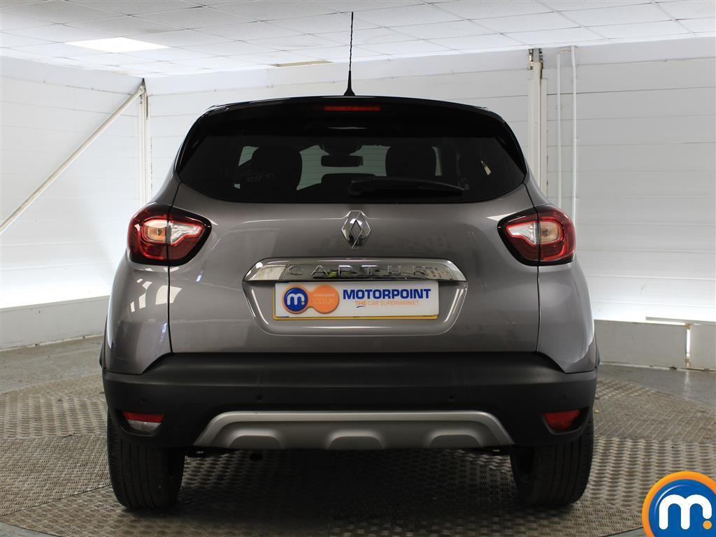 Renault Captur Dynamique S Nav Manual Petrol Hatchback - Stock Number (996313) - Rear bumper