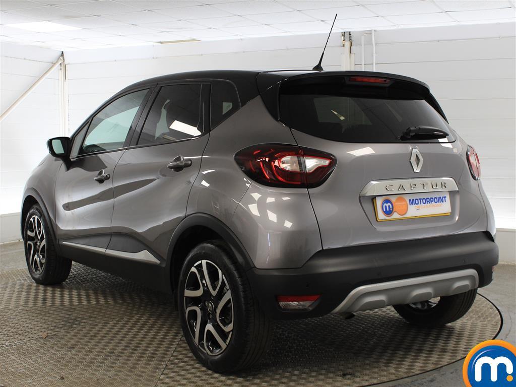 Renault Captur Dynamique S Nav Manual Petrol Hatchback - Stock Number (996313) - Passenger side rear corner