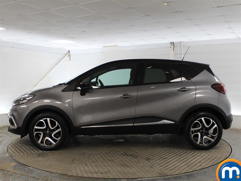 Renault Captur Dynamique S Nav Manual Petrol Hatchback - Stock Number (996313) - Passenger side