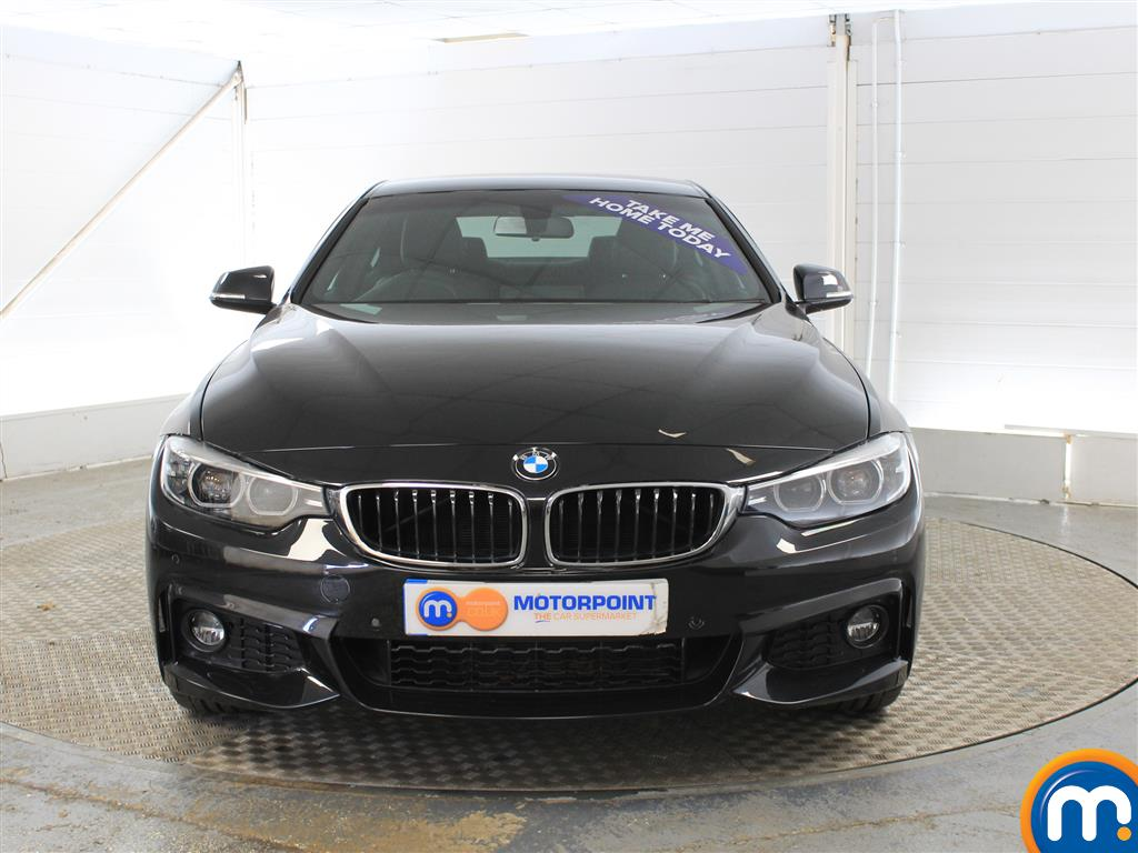 BMW 4 Series M Sport Automatic Petrol Coupe - Stock Number (1001345) - Front bumper