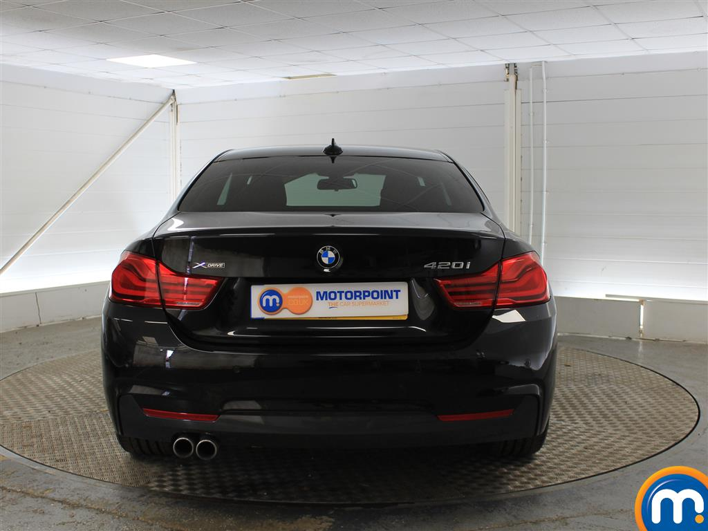 BMW 4 Series M Sport Automatic Petrol Coupe - Stock Number (1001345) - Rear bumper