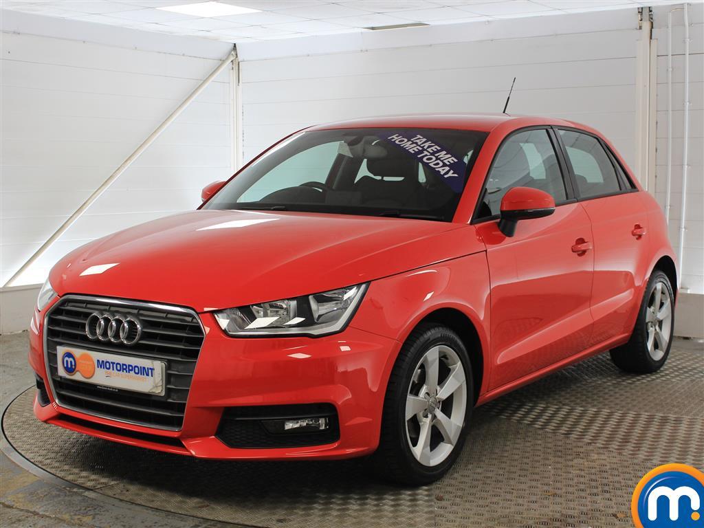 Audi A1 Sport Nav - Stock Number (1006672) - Passenger side front corner