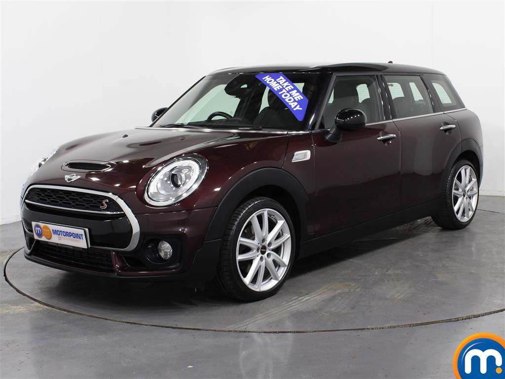 Mini Clubman Cooper S - Stock Number (1004354) - Passenger side front corner