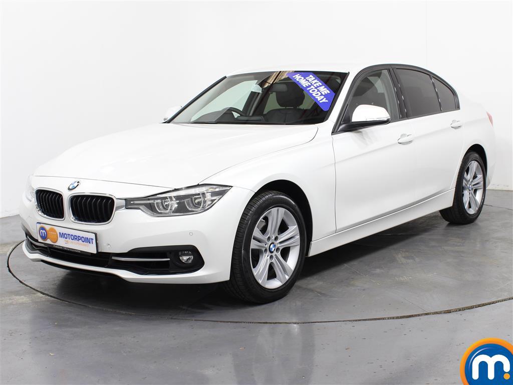 BMW 3 Series Sport - Stock Number (998789) - Passenger side front corner