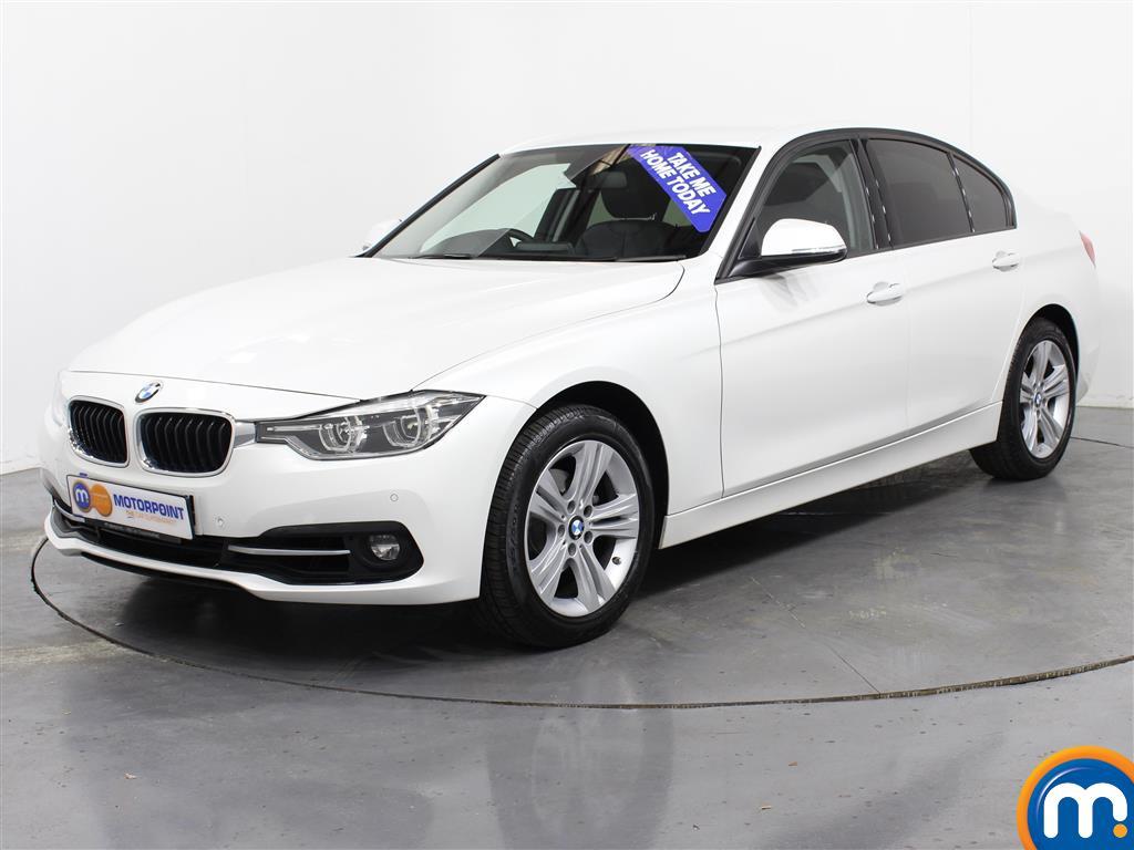 BMW 3 Series Sport - Stock Number (1000421) - Passenger side front corner