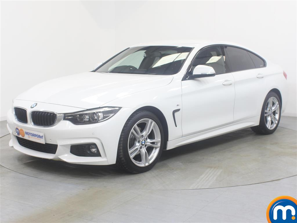 BMW 4 Series M Sport - Stock Number (1003562) - Passenger side front corner