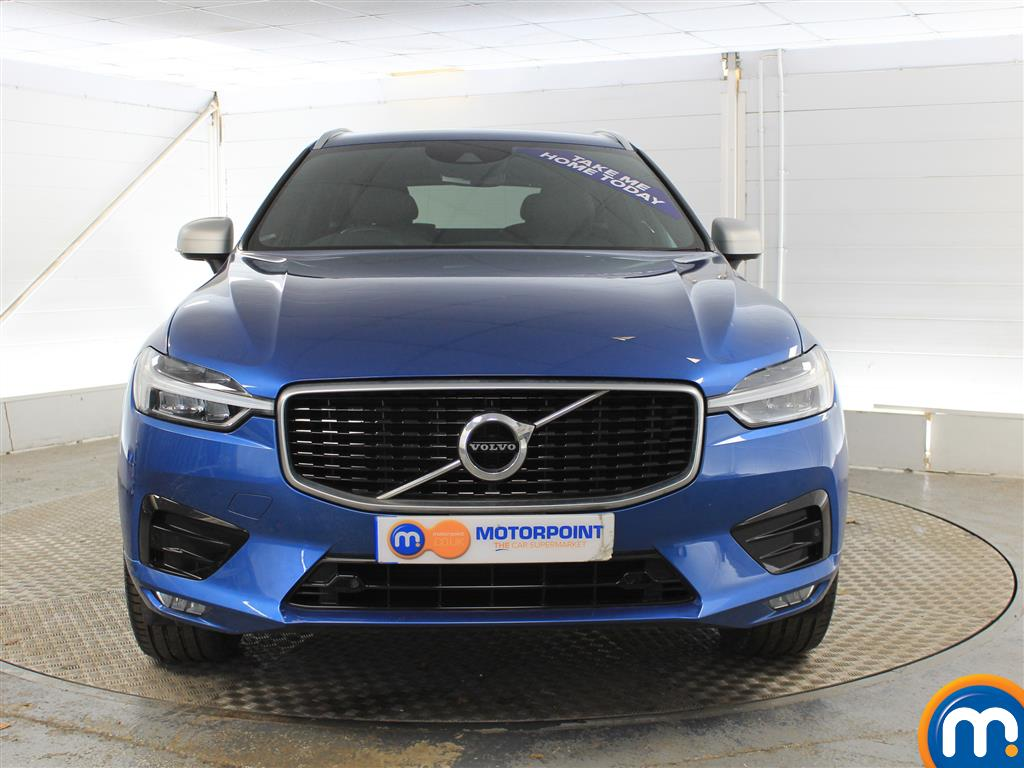 Volvo Xc60 R Design Automatic Diesel Estate - Stock Number (1004611) - Front bumper