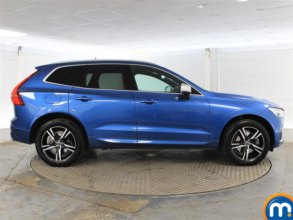 Volvo Xc60 R Design Automatic Diesel Estate - Stock Number (1004611) - Drivers side