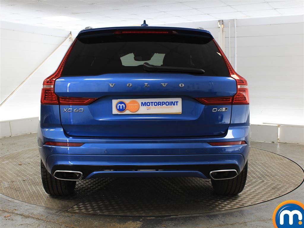 Volvo Xc60 R Design Automatic Diesel Estate - Stock Number (1004611) - Rear bumper