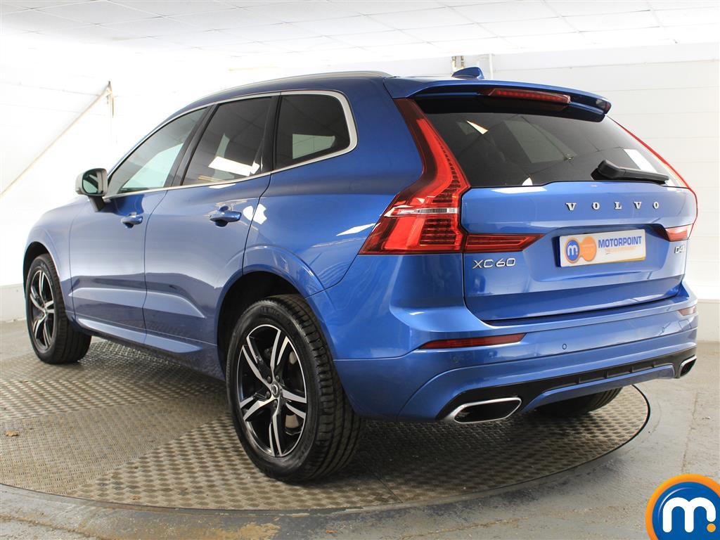 Volvo Xc60 R Design Automatic Diesel Estate - Stock Number (1004611) - Passenger side rear corner