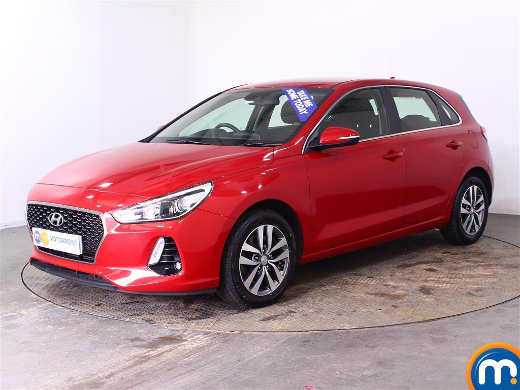 Hyundai I30 SE Nav - Stock Number (1005962) - Passenger side front corner