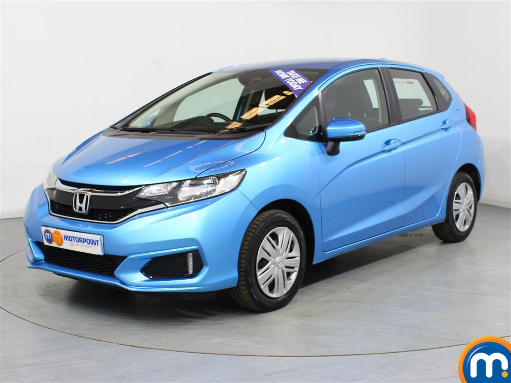 Honda Jazz S - Stock Number (1004154) - Passenger side front corner