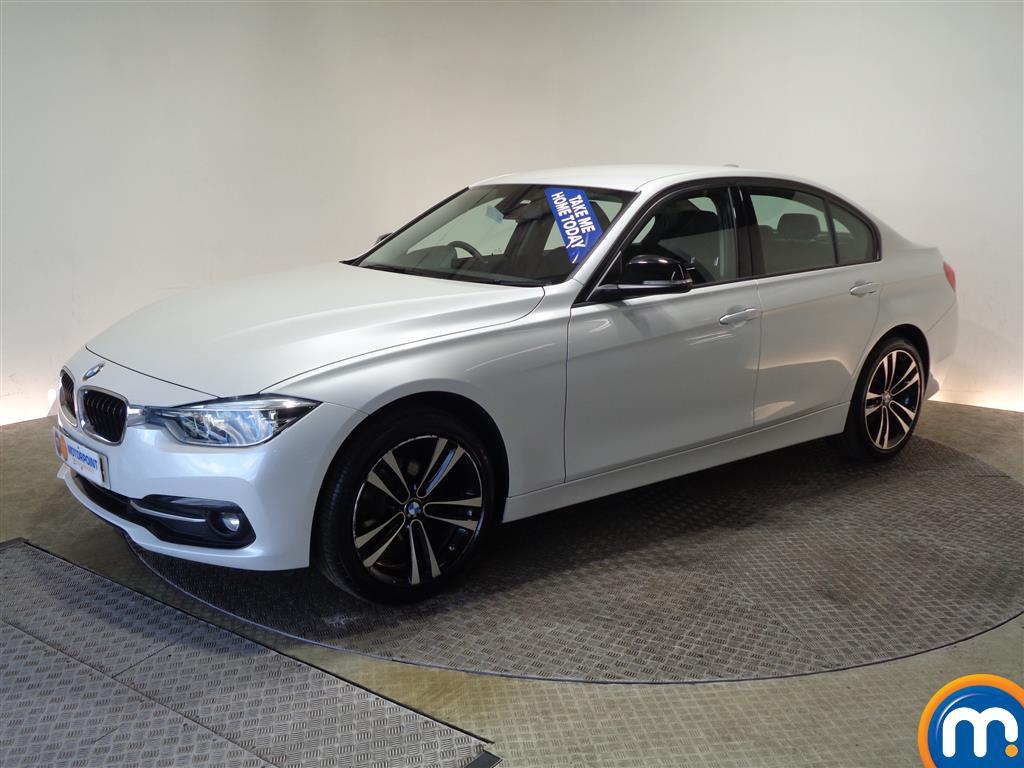 BMW 3 Series Sport - Stock Number (1002575) - Passenger side front corner