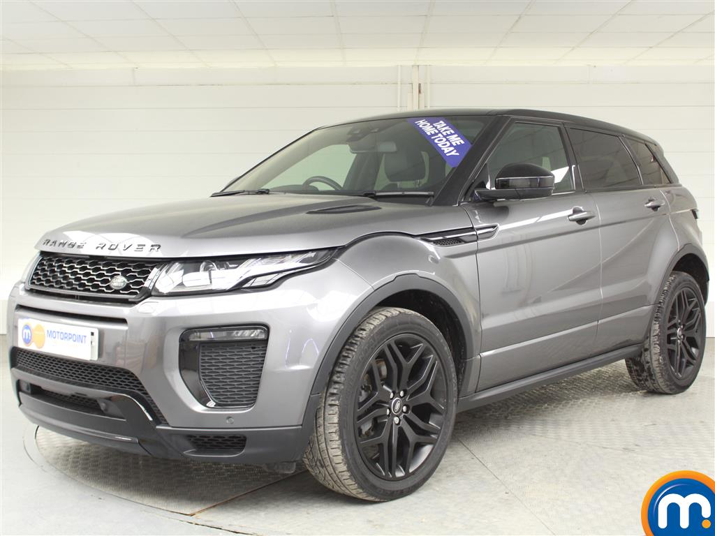 Land Rover Range Rover Evoque HSE Dynamic - Stock Number (999557) - Passenger side front corner