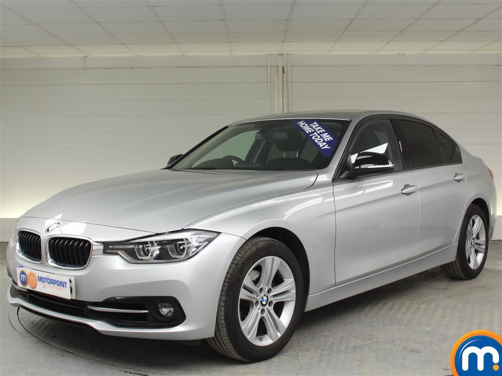 BMW 3 Series Sport - Stock Number (998945) - Passenger side front corner