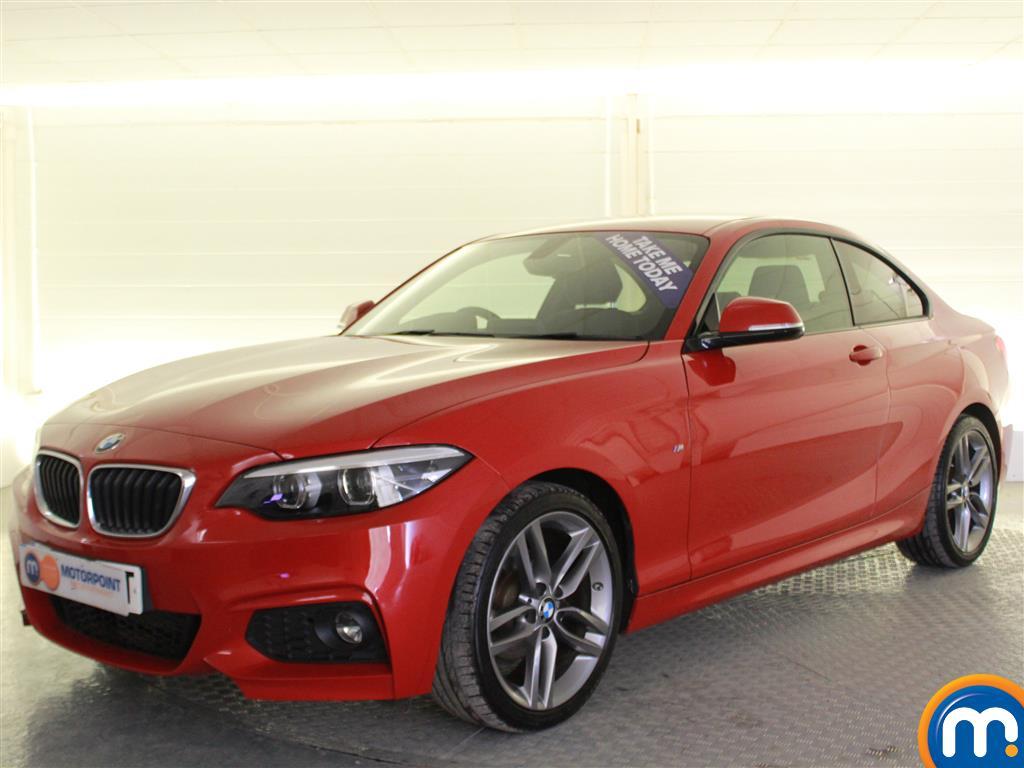BMW 2 Series M Sport - Stock Number (1004606) - Passenger side front corner