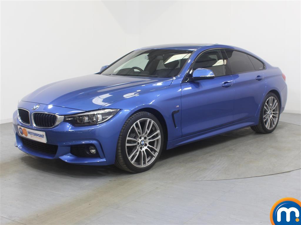 BMW 4 Series M Sport - Stock Number (1006288) - Passenger side front corner